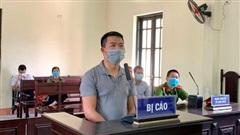 Lĩnh 2 năm tù vì tấn công Cảnh sát ở chốt kiểm soát phòng, chống dịch