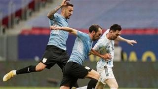 Argentina thắng trận đầu tiên tại Copa Armerica
