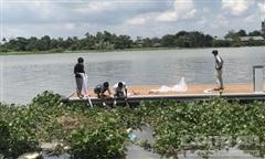 Đi câu cá, hoảng hồn phát hiện thi thể trôi trên sông Sài Gòn