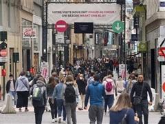 COVID-19: Bỉ cấm người đến từ Anh nhập cảnh, chậm nhất từ ngày 27/6