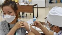 Thêm 8.000 công nhân tại TP.HCM được tiêm vaccine phòng Covid-19