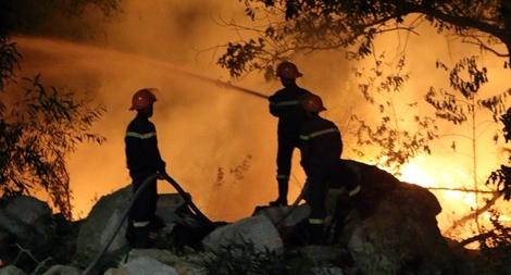 Cảnh báo gia tăng các vụ cháy, nổ mùa nắng nóng