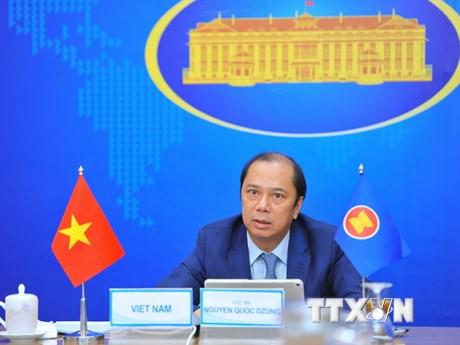 Việt Nam dự Hội nghị Quan chức cao cấp ASEAN và Hội nghị SEANWFZ ExCom