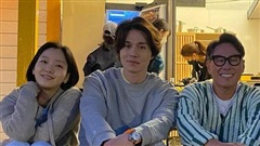 'Thần chết' Lee Dong Wook và 'cô dâu Goblin' Kim Go Eun tái ngộ sau 4 năm