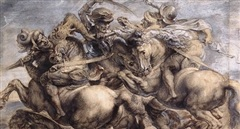 Leonardo da Vinci và Michelangelo: Một cuộc đối đầu