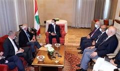 Khẳng định tranh giành quyền lực là trung tâm khủng hoảng Lebanon, EU ra 'tối hậu thư' với giới lãnh đạo