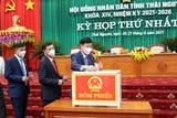 Thái Nguyên: Chủ tịch HĐND, Chủ tịch UBND tỉnh tái đắc cử nhiệm kỳ mới