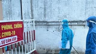 Long An: Truy vết được 121 F1 liên quan ca nghi mắc là công nhân