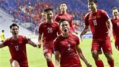 Đối thủ cùng thừa nhận đẳng cấp số 1 tuyển Việt Nam