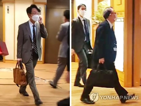 Nhật Bản và Hàn Quốc thảo luận cấp chuyên viên về vấn đề thời chiến