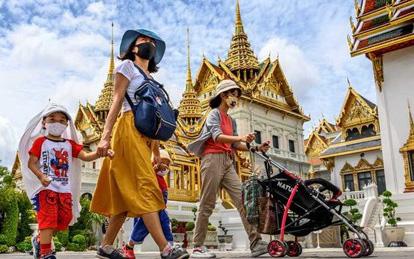 Từ tháng 10, Thái Lan công bố đón khách du lịch