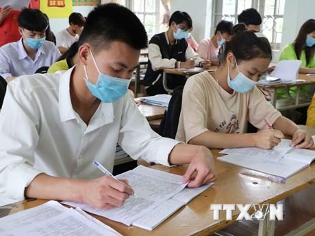 TP.HCM vẫn giữ phương án tổ chức thi tuyển sinh lớp 10 công lập