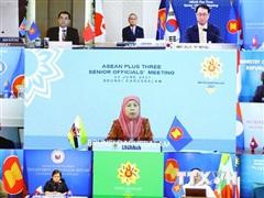 SOM ASEAN+3: Nghiên cứu, phát triển vaccine COVID-19 an toàn, hiệu quả
