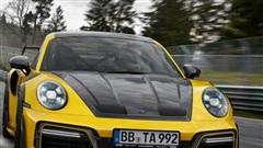 Porsche 911 Turbo S tăng sức mạnh lên đến 800 mã lực nhờ gói độ của TechArt