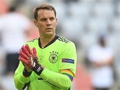 UEFA ngừng điều tra về chiếc băng đội trưởng đội tuyển Đức