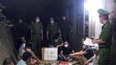 Bắc Giang: Tụ tập ăn uống mừng bắt được nhiều cá, 11 người bị phạt 82 triệu