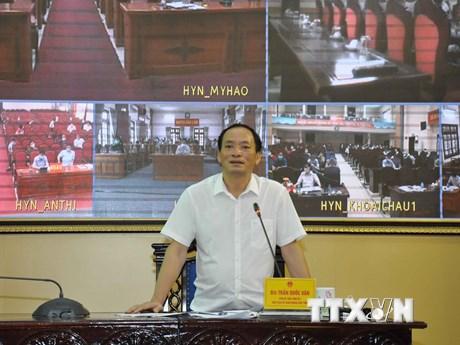 Hưng Yên quyết liệt khoanh vùng dập dịch tại huyện Yên Mỹ