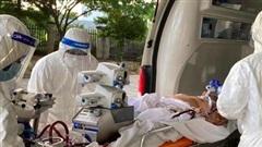 Người phụ nữ 61 tuổi tử vong sau hơn 1 tuần mắc COVID-19