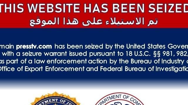 NÓNG! Mỹ chiếm quyền kiểm soát loạt trang truyền thông Iran, bao gồm Press TV