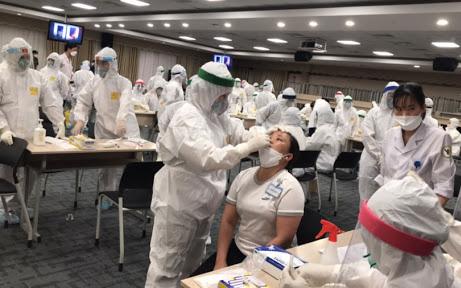 Gần 1000 người mắc COVID-19 ở Bắc Ninh được ra viện