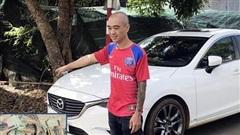 Truy bắt đối tượng trộm gần một tỷ đồng trong ô-tô