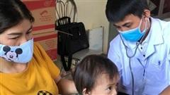 Quảng Bình: Ngày hội khám sức khỏe cho bà mẹ đang mang thai và trẻ em dưới 5 tuổi