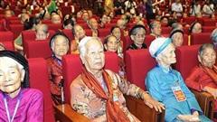 Đề xuất mức hưởng trợ cấp ưu đãi hằng tháng đối với Mẹ Việt Nam Anh hùng