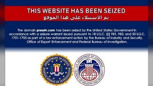 Mỹ chiếm giữ 2 trang web nhà nước Iran...