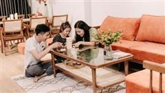 Kỉ niệm đẹp nhất là khoảnh khắc gia đình