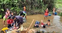 Hàng ngàn hộ dân vùng cao 'khát' nước sạch
