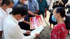 Bộ Y tế kiểm tra công tác phòng chống dịch Covid-19 tại khu nhà trọ ở Đồng Nai