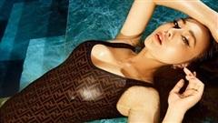 'Quỳnh búp bê' Phương Oanh đăng ảnh diện áo tắm nóng bỏng