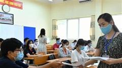 Hà Nội đang có 31 thí sinh dự thi tốt nghiệp bị ảnh hưởng bởi dịch Covid-19