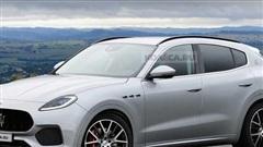 Maserati sắp ra mắt mẫu xe Grecale