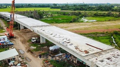 Cao tốc Trung Lương - Mỹ Thuận dự kiến thông xe cuối năm nay