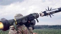 Cận cảnh quân đội Ukraine 'khai hỏa' tên lửa Javelin của Mỹ