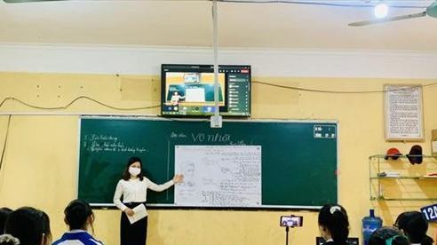 Học sinh tại Bắc Giang, Bắc Ninh trở lại trường ôn thi tốt nghiệp THPT 2021