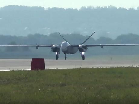 Nga lần đầu tiên thử nghiệm vũ khí trên máy bay không người lái Altius