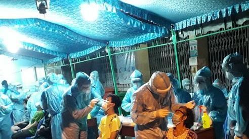 TP.HCM xét nghiệm tầm soát SARS-CoV-2 cho người dân, người lao động trên diện rộng từ ngày 26/6/2021