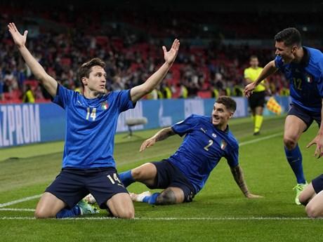 Kết quả EURO 2020: Xác định hai đội bóng đầu tiên vào tứ kết
