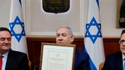 'Đòn giáng mạnh' của Mỹ vào đồng minh Israel