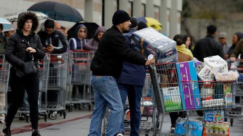 Trong dịch Covid-19, hầu hết người Mỹ trở nên giàu có hơn