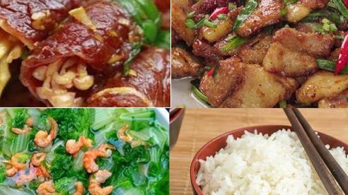 Món ngon cơm chiều: 3 món nấu không mất thời gian