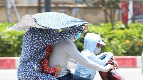 Có thể xảy ra nắng nóng tới 42 độ C vào đầu tháng 7