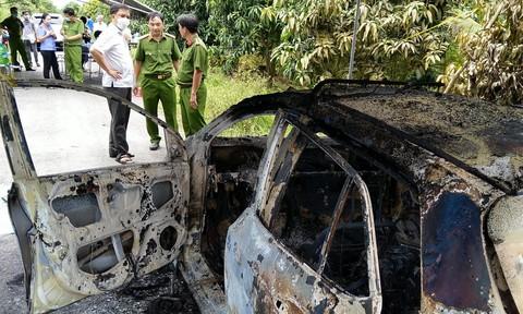 Vụ tài xế taxi Mai Linh chết cháy trong xe: Đổ xăng lên người rồi tự thiêu