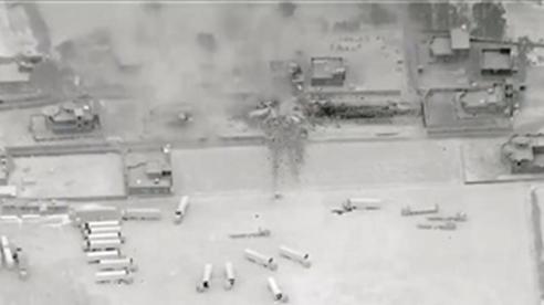 Iraq lên tiếng phản đối vụ không quân Mỹ công kích