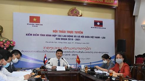 Hợp tác lao động và xã hội Việt Nam - Lào ngày càng thiết thực