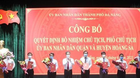 Giám đốc Sở Nội vụ Đà Nẵng tái cử Chủ tịch UBND huyện đảo Hoàng Sa