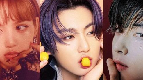 BTS thống lĩnh Top 100 idol K-Pop được tìm kiếm nhiều nhất trên Google nửa đầu năm 2021