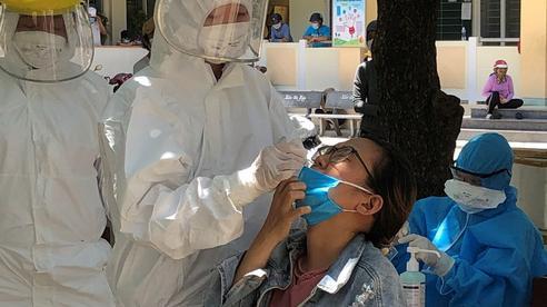 Sáng 30-6, Quảng Ngãi tiếp tục ghi nhận 8 ca dương tính với SARS-CoV-2